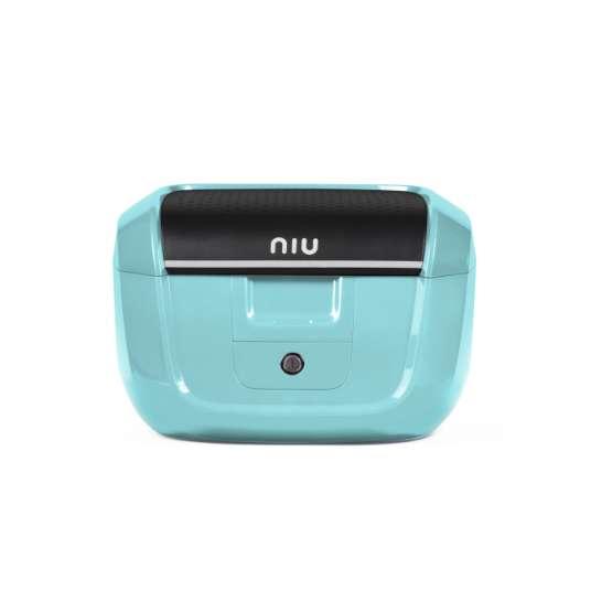 U series tail box Blue