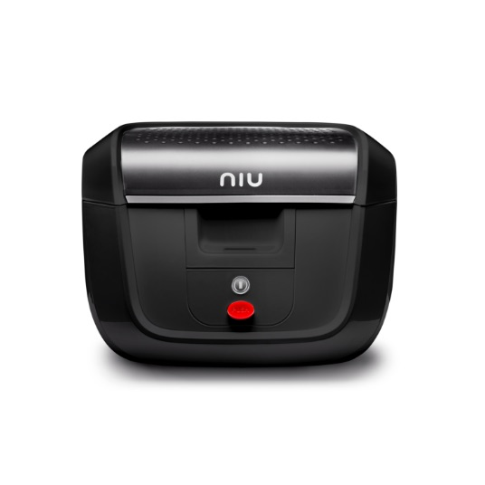 NIU big tail box(matte black)